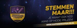 Leukste Kapper en Kapsalon - Stemmen Maar!!!!