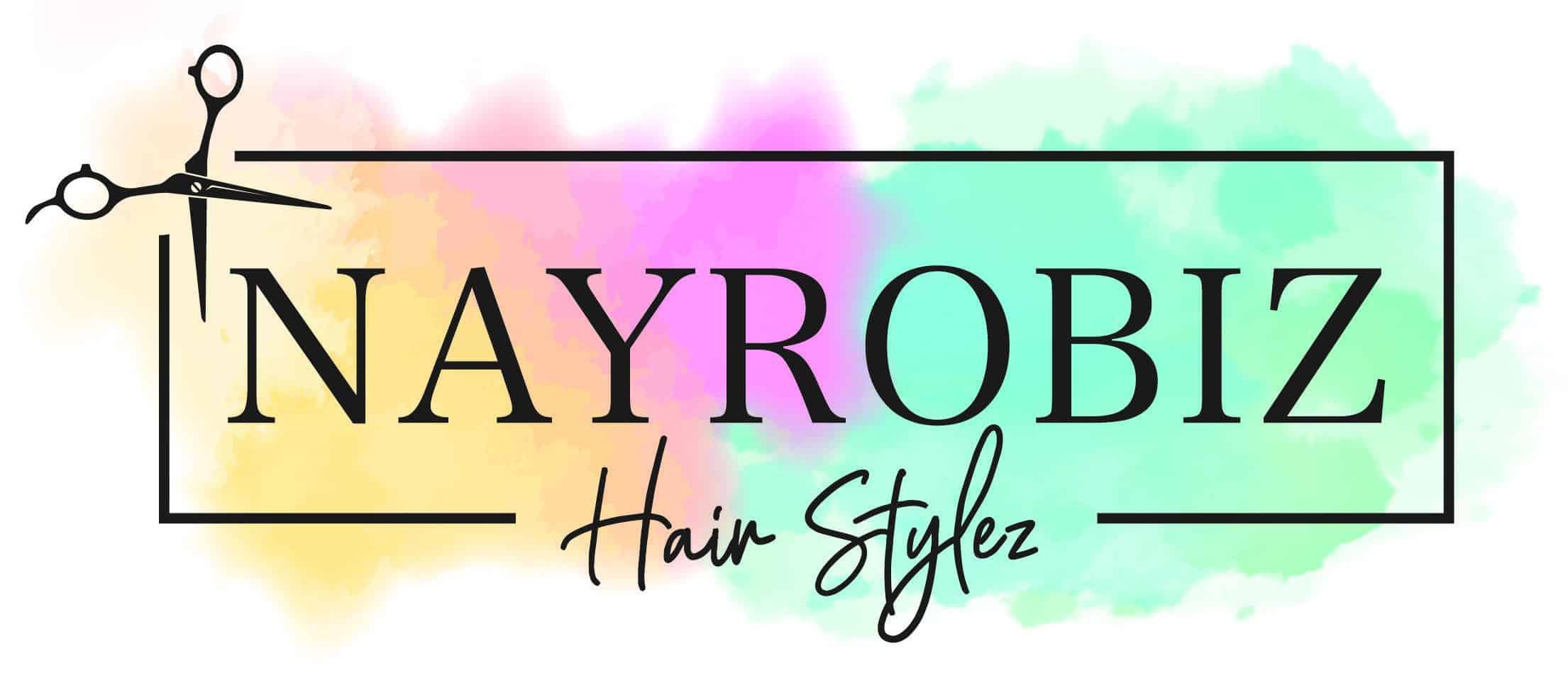 Nayrobiz Hair Stylez Logo
